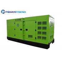 Buy cheap 300KW 400kva FPT Iveco Diesel Generator Open Type Generator 4800x1650x2230mm from wholesalers