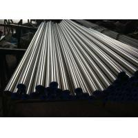 Buy cheap Food Grade Sanitary Stainless Steel Pipe , 304 316L Stainless Steel Dairy Pipe 2 / 3mm product