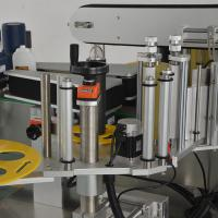 Buy cheap Automatic Pharmaceutical Machines Bottle Liquid Filling Capping And Labeling Machine product