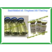 Buy cheap Premixed Steroid Injection Oil Propionat 100 / Testosterone Propionate /Test Prop product