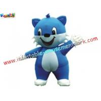 Buy cheap Material de nylon rip-stop publicidad inflable caricatura lindo product