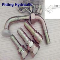 Buy cheap Hydraulic Fitting FLAT SEAL product