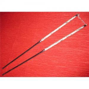 China Серебряные палочки Диннерваре Лазер-гравируют внешнюю бесплатную доставку 1пк/лот wholesale