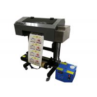 Buy cheap A3 / A4 Paper Roll Label Printer Machine With Epson Original Printhead product
