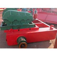 Buy cheap Lifting Crane Parts / Electric Wire Rope Monorail Hoist Beam Trolley product