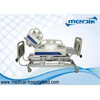 Buy cheap Anti-Rust Treated Electric Hospital ICU Bed With One Single Button For Cardiac Chair Position product
