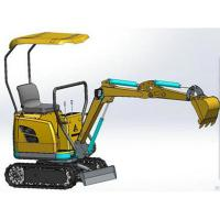 Buy cheap 1500kg mini excavator for sale malaysia small excavators for sale NSW product