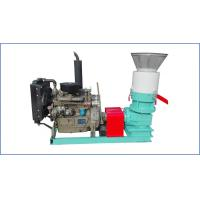 Buy cheap AZS400A Model Small Feed Pellet Mill/Home Made Animal Feed Maker product