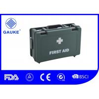 Refilled Emergency Care Kit , Individually Wrapped HSE First Aid Box For Office