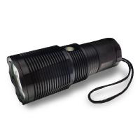 Buy cheap High Lumen Rechargeable LED Flashlight IP67 Waterproof For Security product