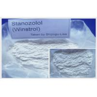 Buy cheap Anabolic Steroid Stanozolol Raw Hormone Powder Winstrol Cutting Cycle Steroids product