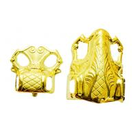 Buy cheap Funeral decoration casket corner coffin hardware C002 product