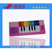 Buy cheap China Export Electronic Plastic Musical Electronic Toy In Piano Shape product