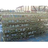 Buy cheap Industrial Galvanized Filter Bag Cage Customized Dimensions High Strength product