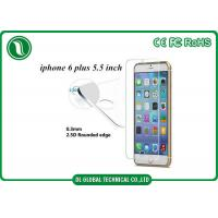 Buy cheap High Definition iPhone 6 Plus Tempered Glass Screen Protectors 5.5 inch product