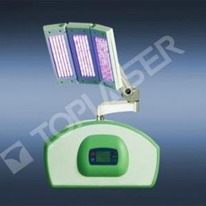 China Portable Beauty Salon Equipment , LCD Display PDT Skin Lifting Machine on sale