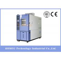 China -55℃~+85℃ Full Linear Control Rapid Temperature Change Climatic Testing Chamber wholesale