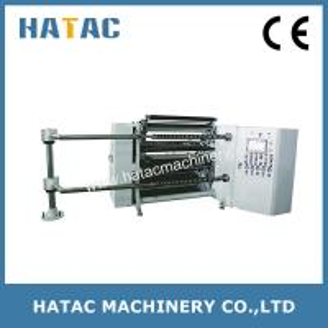 China Pneumatic Loading Kraft Paper Slitting Rewinding Machine on sale