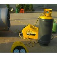 China 40L / 50L / 100L HVAC/R Tools R134A Recovery Tank for Refrigerant Storage on sale