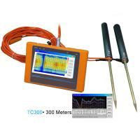 Buy cheap Portable PQWT-TC300  Geophysical Prospecting Underground Water Finder product