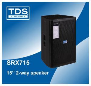 China Single 15inch Power Horn Speaker for Professional Audio Speaker (SRX715) on sale