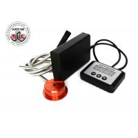 China LCD Display Ultrasonic Gas Level Meter ABS Plastic Material Split Type on sale