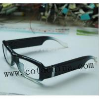 Buy cheap 640*480 Glasses Video Camera CT1160A product