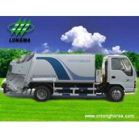 Buy cheap garbage truck,  garbage trucks,  compression Garbage truck product