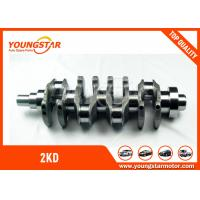 Buy cheap TOYOTA 2K / 2KD - FTV Engine Forged Steel Crankshaft 13401 - 30020 product