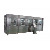 Buy cheap 60 Valves  Dry Aseptic Filling Machine with CIP COP SIP product