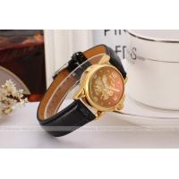 Buy cheap Winner Leather Strap 235mm Womens Wrist Watch With Red Dial product
