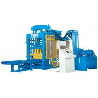 Buy cheap Fully Automatic Hydraulic Pressure brick making machine price list from wholesalers