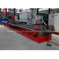 China 5-80 mm Thickness Steel Hydraulic Tubing Bender 1-100 mm / Min Feeding Speed wholesale