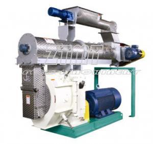 Buy cheap Machine en bois de moulin de granule d'alimentation avec le système à haute précision d'entraînement de vitesse, SZLHm508 product