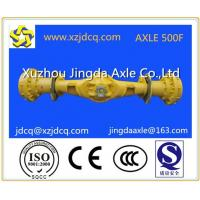 Buy cheap XCMG 500F wheel loader drive axle XCMG axle supplier XCMG spare parts product