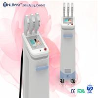 Buy cheap Multifunctional 3 handles ipl laser hair removal machine by Beijing Nubway product