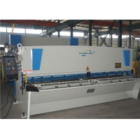 Buy cheap High Precision Hydraulic Swing Beam Shearing Machine 8mm 3200mm For Cabinet Industry product