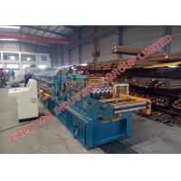 China Steel Z Profile Section Purlin Cold Metal Rolling Machine with Middle Production Capacity on sale