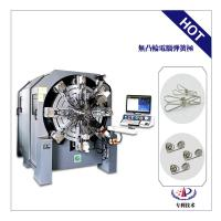 China 2018 Best Price CNC Automatic Spring Machine For Zigzag Spring Manufacturing on sale
