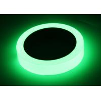 Waterproof Glow In The Dark Safety Tape / OEM Photoluminescent Reflective Tape