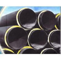 Buy cheap ASTM A269 , A312 Insulation Steel Pipes With High Density Polyethylene PU Foam product