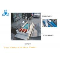 Buy cheap Commercial SS304 Boot Cleaning Machine and Shoe sole cleaning machine Brush Tool For Pharmacy product