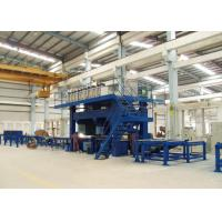 Subunit Membrane Panel MAG Welding Machine For Heavy Power Plant Boilers