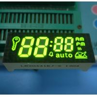 Buy cheap Green 7 Segment Display Common Cathode for Timer Control Customized product