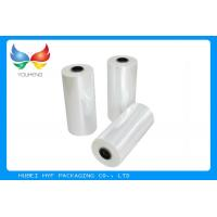 Buy cheap Eco - friendly 40 - 50 mic Transparent PETG Shrinkable Sleeve Label Films For Beverage product