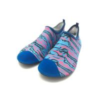 Buy cheap Athletic Wet Beach And Swim Shoes Walking Swimming Pool Footwear Heat Transfer Print product
