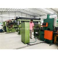 Buy cheap 4300mm Net Width Gabion Production Line PLC Control With Electrical Systems product