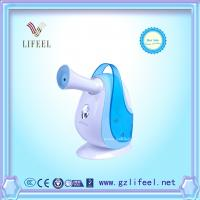 China nano ion facial steamer home use beauty equipment wholesale