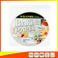 Buy cheap Food Baking Paper Sheets Kitchen Perforated Parchment Paper For Household product