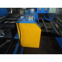 China 1.5 Inches Cable Tray Roll Forming Machine With Emergency Button on sale
